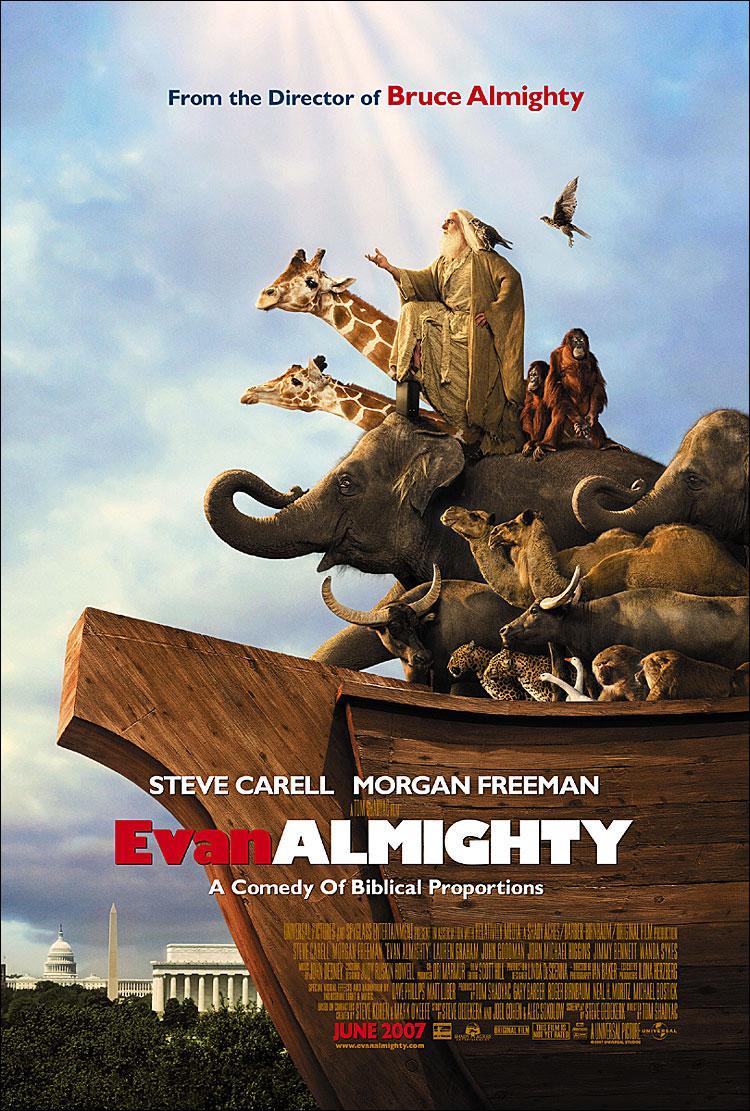 Evan Almighty (Bruce Almighty 2)