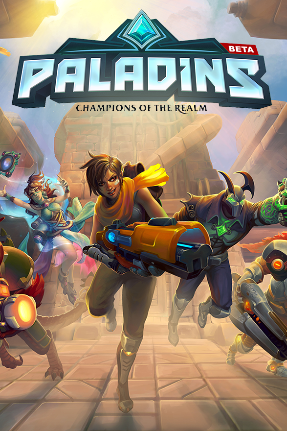 Paladins: Champions of the Realm - Halon Entertainment