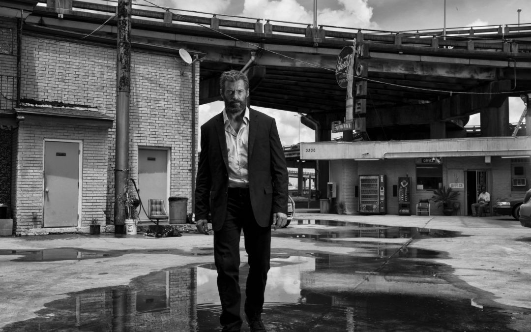 Clint Reagan talks 'Logan' previs at FMX