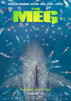 The Meg poster - Halon Entertainment previs
